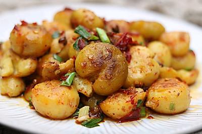 干煸小土豆