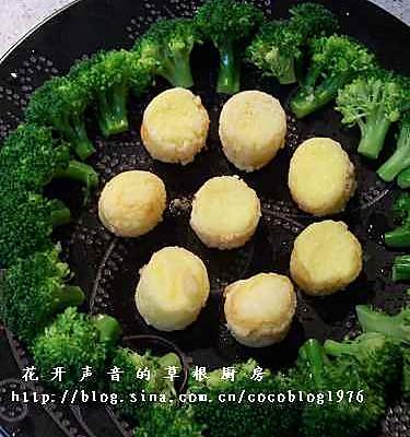 脆皮炸豆腐的做法