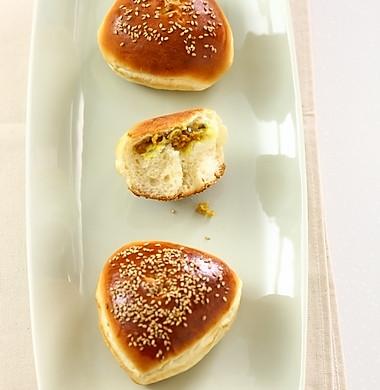 咖喱牛肉面包