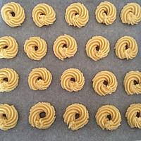 原味黄油曲奇饼干的做法图解9