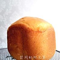 #东菱面包机之一键式鸡蛋土司#