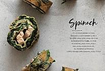 菠菜三文鱼卷的做法