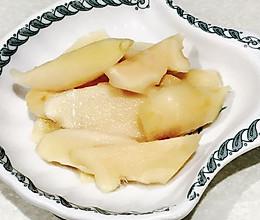 夏之聖品~醋薑,抵抗感冒的最佳食材