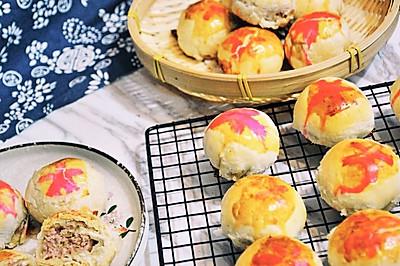 酥香-鲜肉月饼
