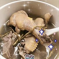 清肺的石斛鸭汤全家都能喝的做法图解6