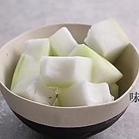 冬瓜薏米排骨汤的做法图解4