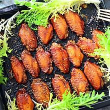 黑椒蜂蜜烤翅