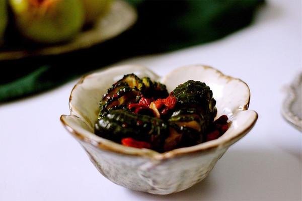 韩式酱黄瓜#厨此之外,锦享美味#的做法