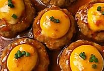 鸡蛋酿肉的做法