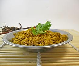 自制咖喱粉的做法