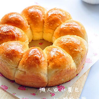 冷藏发酵法小餐包