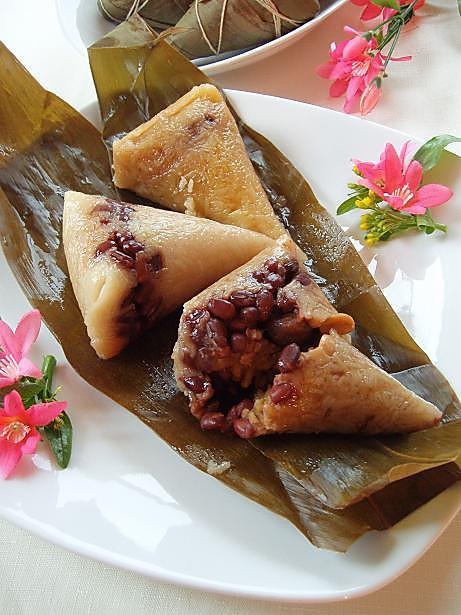 飘香糯米粽的做法