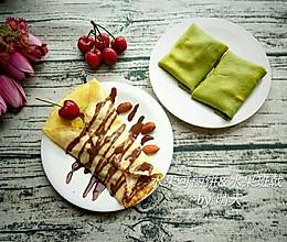 私房|水果班戟&可丽饼#理想生活实验室#的做法