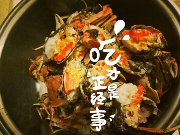 香辣河蟹的做法