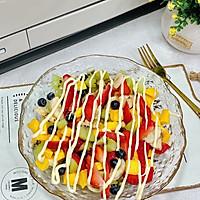 夏日小清新~低卡水果沙拉的做法图解9