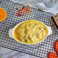 简单料理-芝士焗饭