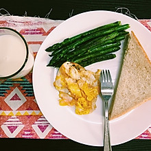 高蛋白能量早餐