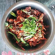 #美食视频挑战赛# 麻辣小龙虾