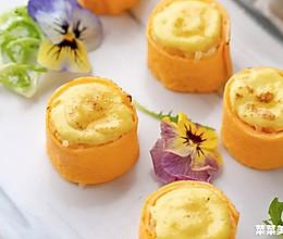 土豆丝沙拉|香浓爽脆的做法