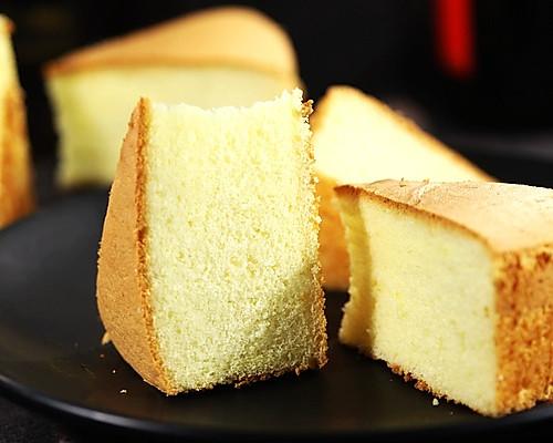 极致的细腻--戚风蛋糕 【君之长帝特约食谱】的做法