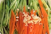 酸辣蕨根粉的做法