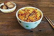 香菇焖饭#美的初心电饭煲#的做法