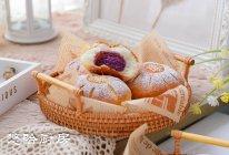 紫薯奶酪面包的做法
