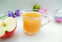 胡萝卜苹果汁#单挑夏天#的做法
