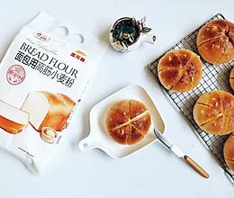 烤箱版蒜香芝士小面包的做法