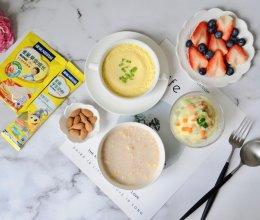 雀巢学生早餐:奶香土豆泥的做法
