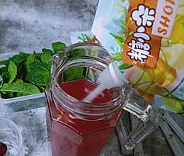 #糖小朵甜蜜控糖秘籍#一年一度杨梅季调出健康饮品用糖小朵的做法