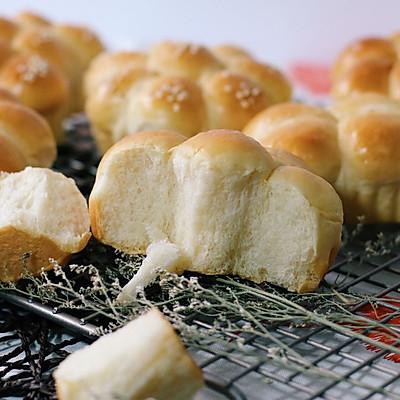 超级丸子小面包(中种法)