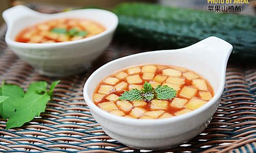 山楂酪——解暑开胃的圣品 的做法