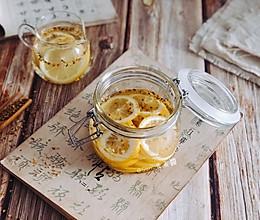 柠檬桂花蜜的做法