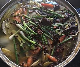 水煮三鲜的做法