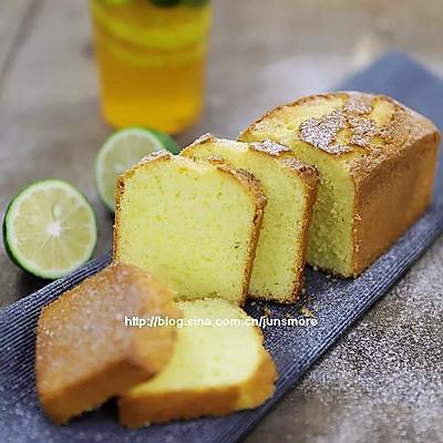 一旦试过就会爱上的柠檬蛋糕,春游带上它吧!