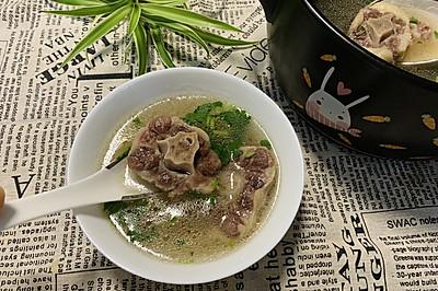 赤松茸牛尾汤