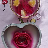 玫瑰花果冻(七夕限定)的做法图解10