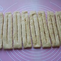 椰蓉面包条的做法图解13