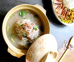 【快手靓汤】萝卜羊肉粉丝煲的做法