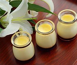 蛋奶焦糖布丁的做法