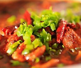 水煮肉片—迷迭香的做法
