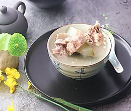 冬瓜瑶柱猪骨汤的做法