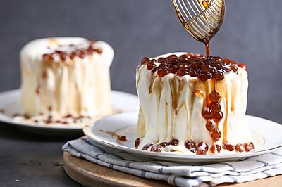 火到爆炸的【瀑布爆浆蛋糕】