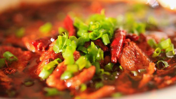 水煮肉片—迷迭香