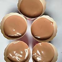 #晒出你的团圆大餐#可可小蛋糕的做法图解12
