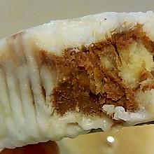 (无奶油)月饼盒做冰激凌