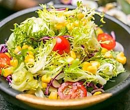 蔬菜沙拉✨✨超级nice.  健康,瘦身的做法