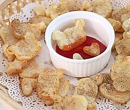 一勺油做出美味薯饼,麦当劳的薯条都比不上的做法