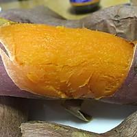 烤山芋(烤箱版)的做法图解3